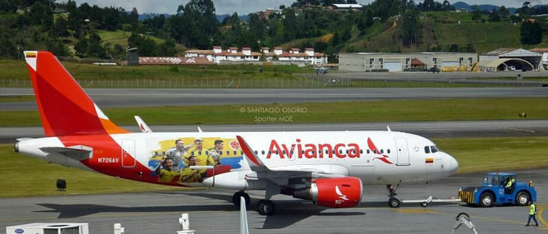 avianca bancolombia